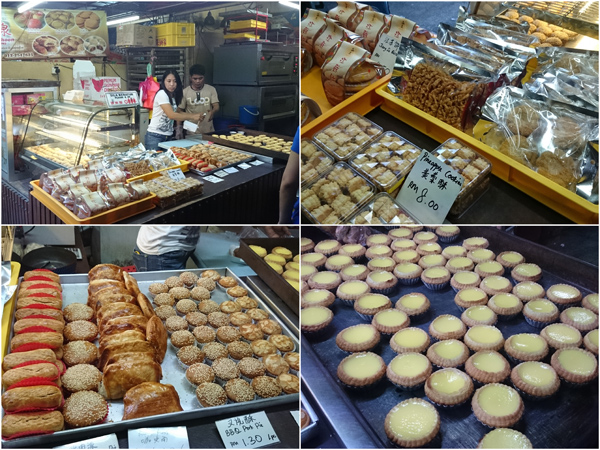 Bunn Choon egg tart, since 1893