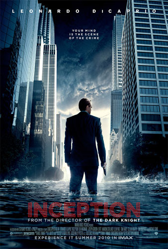 Inception, movie poster
