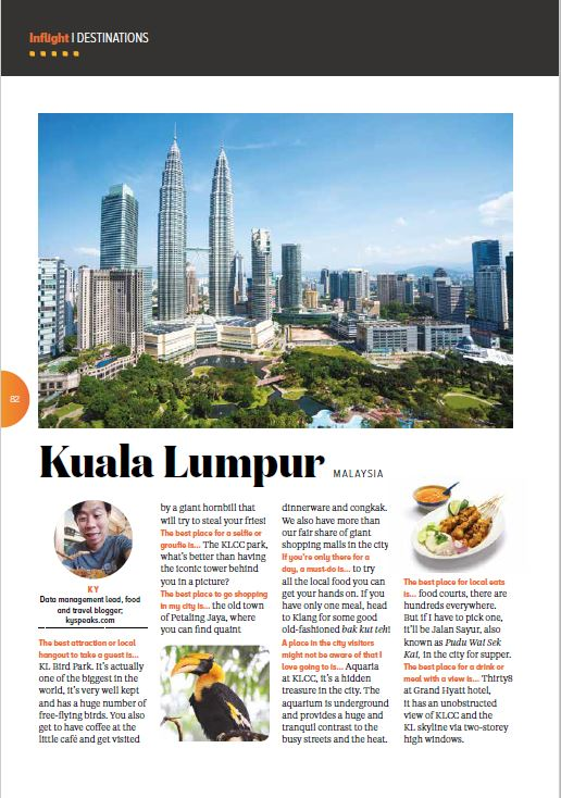 jetstar magazine April 2016