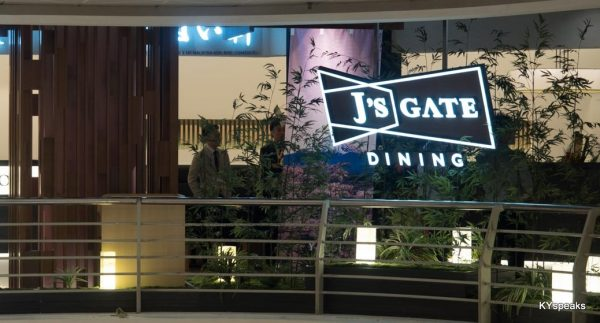 J's Gate Dining, Level 4, Lot 10 KL