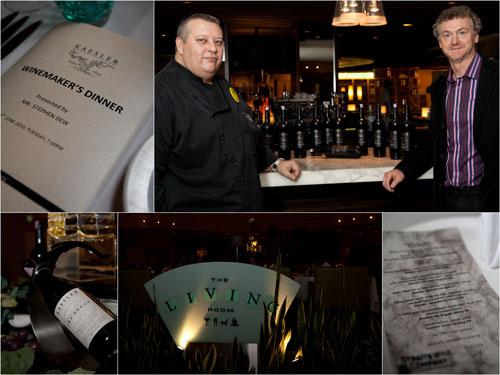 Kaesler Wine Dinera t the Dining Room, Westin KL