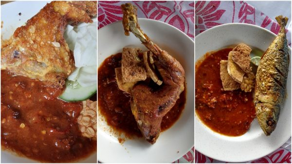 ayam or ikan keli for you?