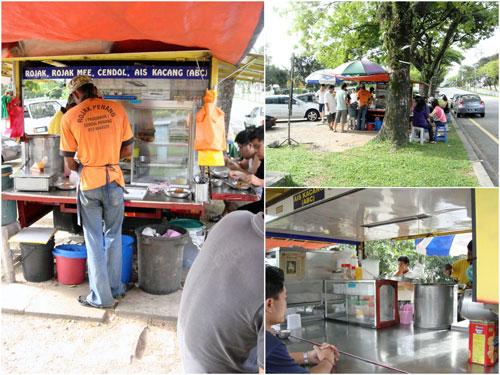 Rojak Mamak at Kelana Jaya