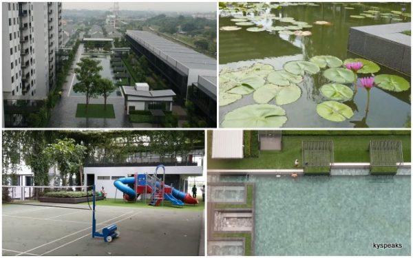 ken rimba condo facilities
