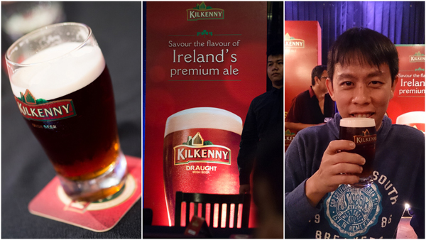 Kilkenny Ruby Red Society