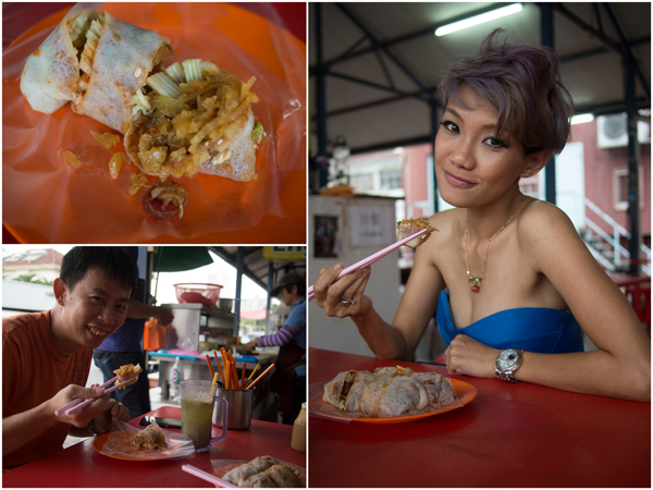 you don't have to go to Melaka for delicious pohpiah