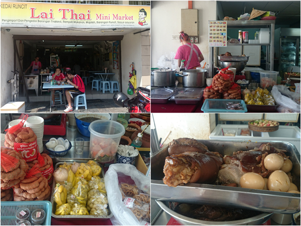 Lai Thai Mini Market, Happy Mansion at Seksyen 17
