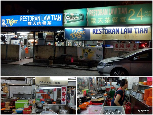 Law Tian Bak Kut Teh, Klang