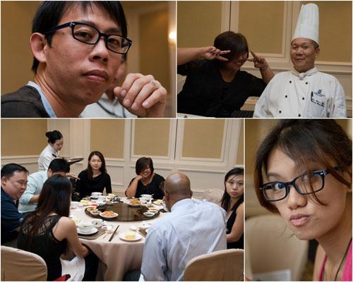 KY, Meena & Chef Leung, Haze