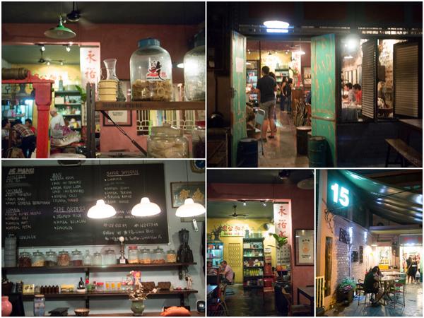 Restaurant Limablas at Jalan Mesui Off Jalan Nagasari