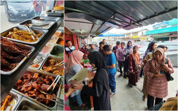 Lieniey Nasi Kerabu Tumis, Kota Bahru