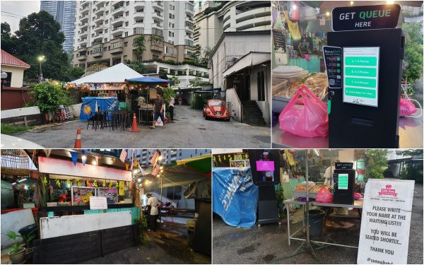 Little Rara Thai Noodle House, Kia Peng