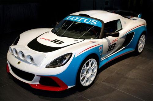 Lotus Exige 2012 R-GT