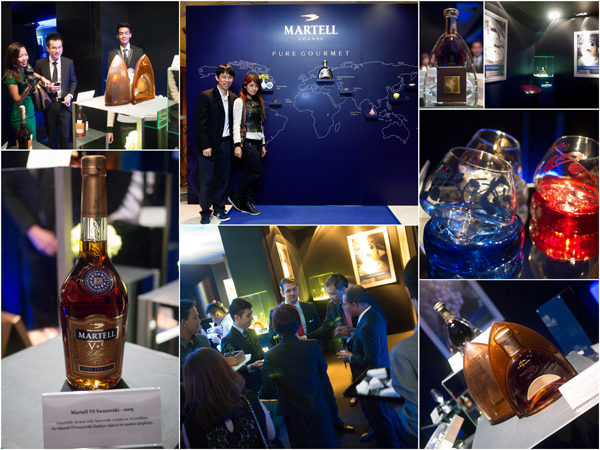 Martell Pure Gourmet 2013, at Marriott KL