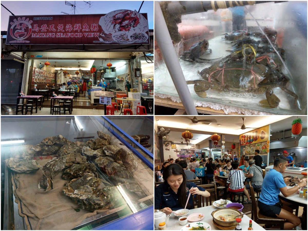 Matang Seafood View, Johor Bahru