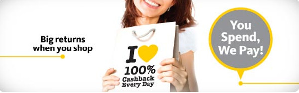 100% cash back everyday with Maybank Cards
