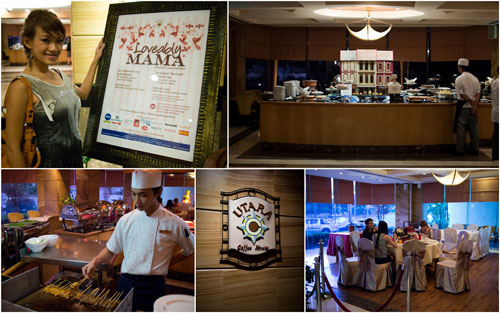 Utara Cafe at Armada Hotel, Petaling Jaya