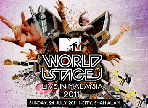 MTV World Stage 2011