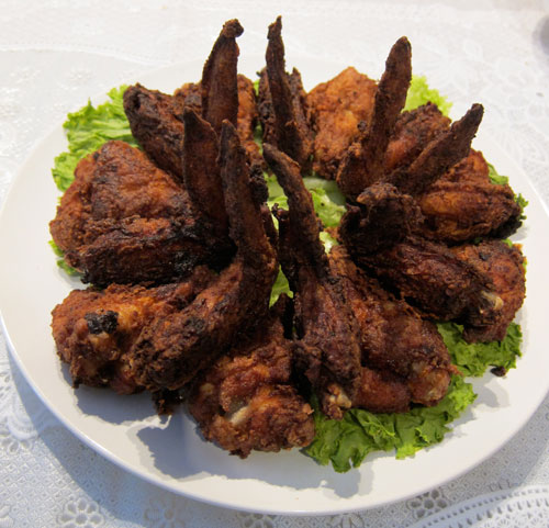 namyu chicken wings