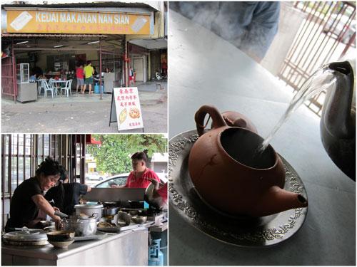Kedai Makanan Nan Sian, Klang