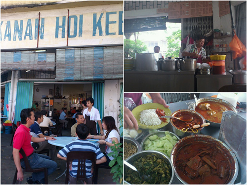 restaurant Hoi Kee at Segambut