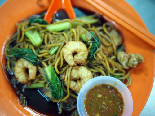 Penang Hokkien Char at New Lane