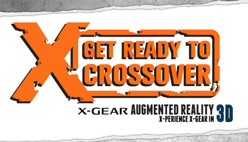check out the X-Gear augmented reality app!