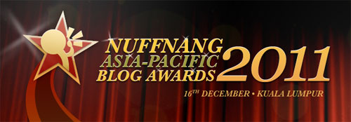 Nuffnang Blog Awards 2011