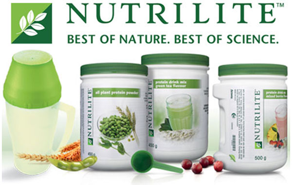 Amway Nutrilite products
