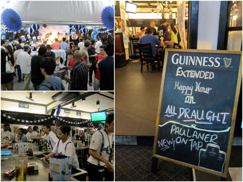 Sid's TTDI, Guinness, Tiger, Heineken, and more!