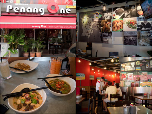 Penang One, delivered daily from Penang for original taste