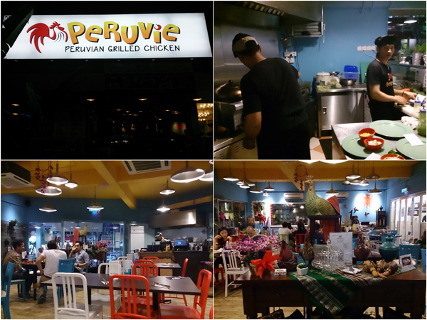 KY eats – Peruvian Grilled Chicken at Peruvie, TTDI