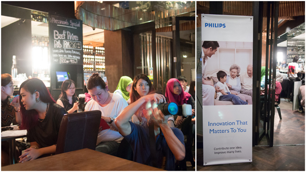 Philips Meaningful Innovation event at BSC