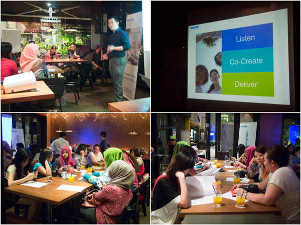 Philips Meaningful Innovation event