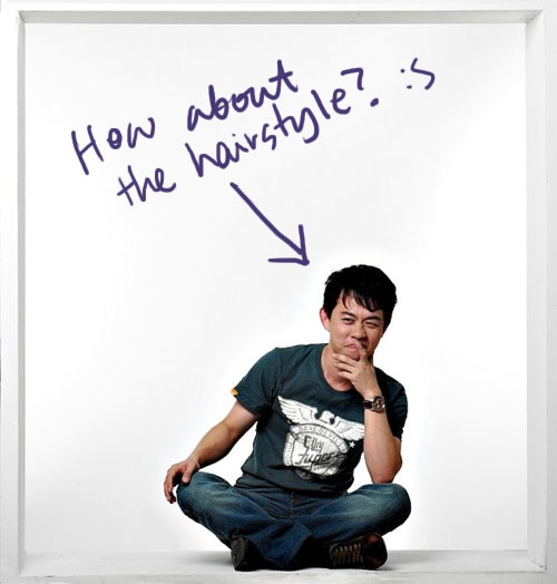 KY's project alpha photoshoot