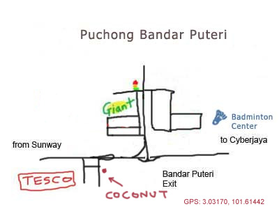 puchong coconut
