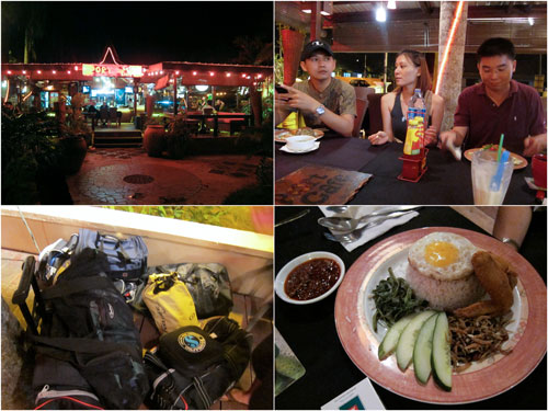Port Cafe by Mersing Jetty