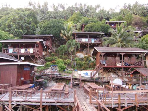 Pulau Aur Diver's Lodge