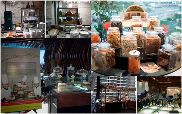 Seenak Citarasa Malaysia buffet at Empire Hotel