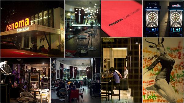 Renoma Cafe Gallery, Jalan Bukit Bintang (by Jalan Delima)