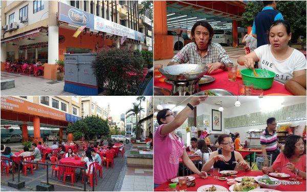 Restaurant Da Tuan Yuan at Bukit Raja, Klang