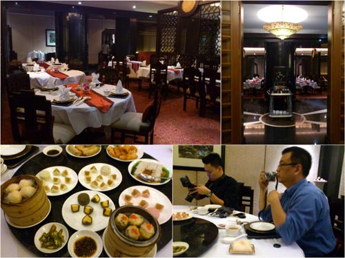 Li Yen at Ritz Carlton