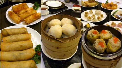 dimsum for lunch