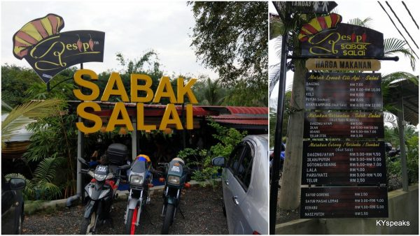 Sabak Salai, Pedas, Negeri Sembilan