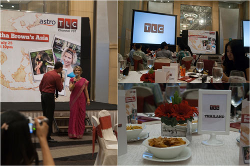 Samantha Brown's Asia, on TLC (Astro Channel 707)