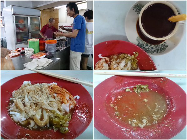 "this is the ""correct"" old school chee cheong fun at Hai Keng"