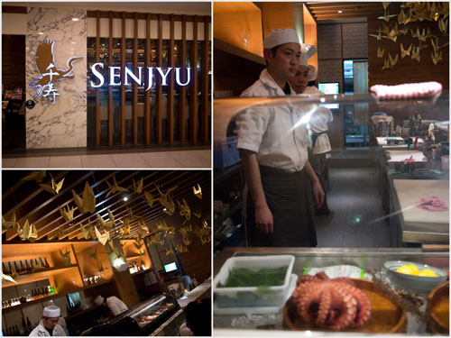Senjyu Japanese restaurant, at Bangsar Village 2