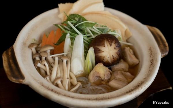 Nanbu Aomori Senbei Hot Pot