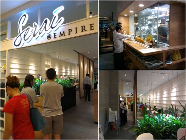 Serai at Empire Shopping Gallery