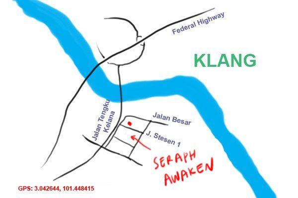 Seraph Awaken map